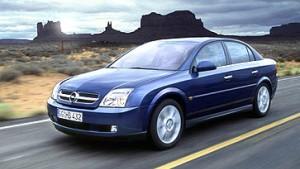 Opels Hoffnungsträger Vectra