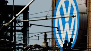 EU-Kommission wirft VW Verstoß gegen Verbrauchergesetze vor