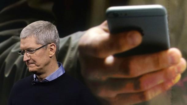 Und Siri, was gibt's Neues von Apple?