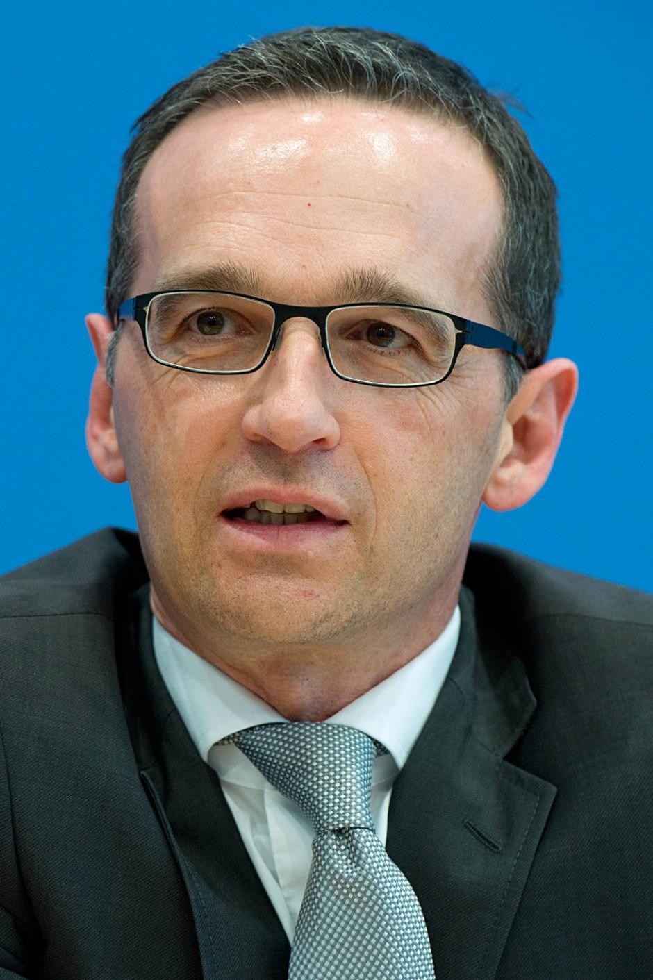 "Justizminister Heiko Maas: Google soll Suchalgorithmus ""transparent ..."
