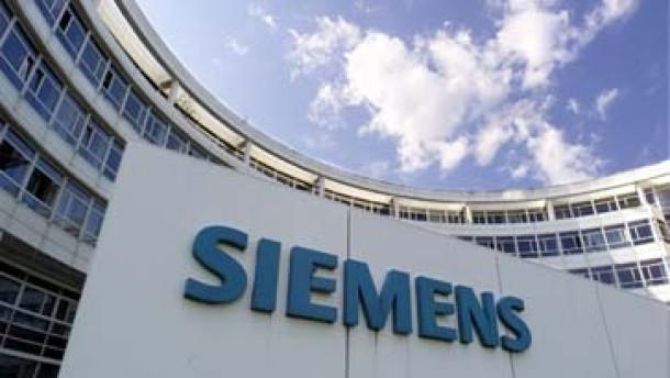 Siemens-Tochter: Größter Auftrag der Unternehmensgeschichte