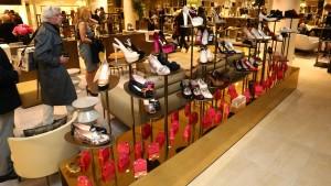 Die neue Welt der Luxus-Kaufhäuser