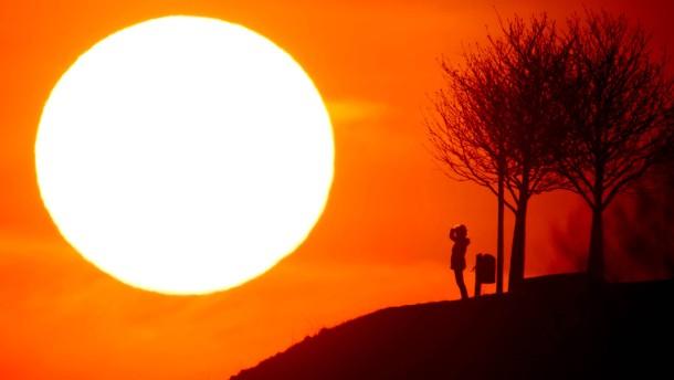 Die große Schwester der Sonne