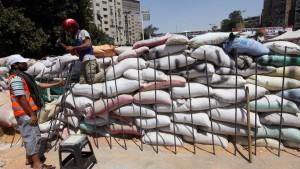 Ägyptens Polizei will Protestlager räumen
