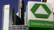 Vergütungen für führende Mitarbeiter: in enger Abstimmung zwischen Allianz, Dresdner Bank und Commerzbank