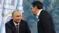 Russland und Griechenland vereinbaren Pipelinebau