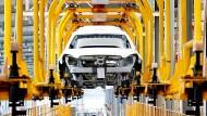 Hier wollen sie alle überzeugen: China ist der wichtigste Automarkt der Welt mittlerweile.