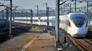Warum Europa chinesische Züge fürchtet