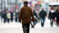 Renten könnten im kommenden Jahr steigen