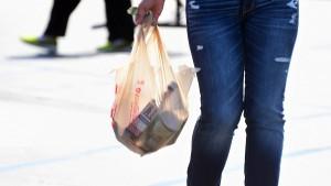 Inflationsrate in Amerika sinkt etwas