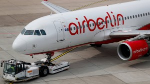 Air Berlin stellt Flugverkehr Ende Oktober ein