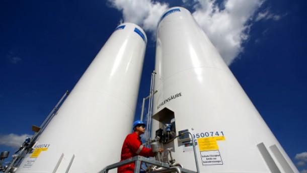 Schleswig-Holstein blockiert Kohlendioxidspeicher
