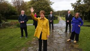 London lockt Schotten mit Milliarden-Investitionen