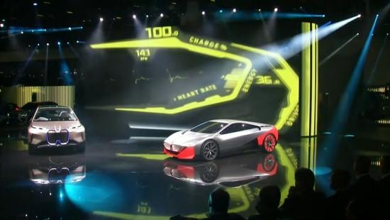 E-Autos im Scheinwerferlicht