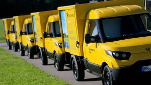 Die Lastwagen-Revolution