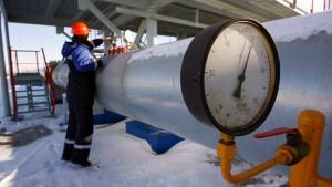 Russland macht Erdgas für die Ukraine noch viel teurer