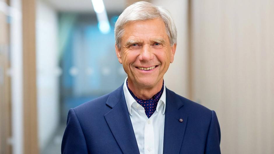 Der in Österreich geborene Tech-Investor Hermann Hauser hatte einst auch ARM mitgegründet.