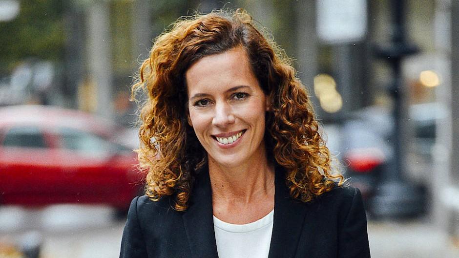 Miriam Wohlfarth führt das Unternehmen Ratepay, das elektronische Bezahllösungen anbietet.