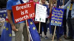 Die Brexit-Bilanz