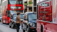 Freie Fahrt für Londons Taxis