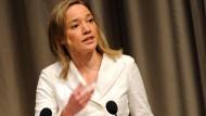 """Warb für die """"Flexiquote"""": Kristina Schröder"""