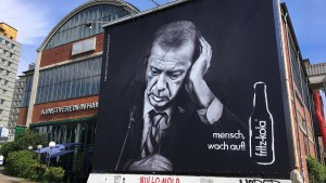 Kreativer Protest gegen G 20
