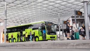 Flixbus führt Reservierungen für Sitzplätze ein