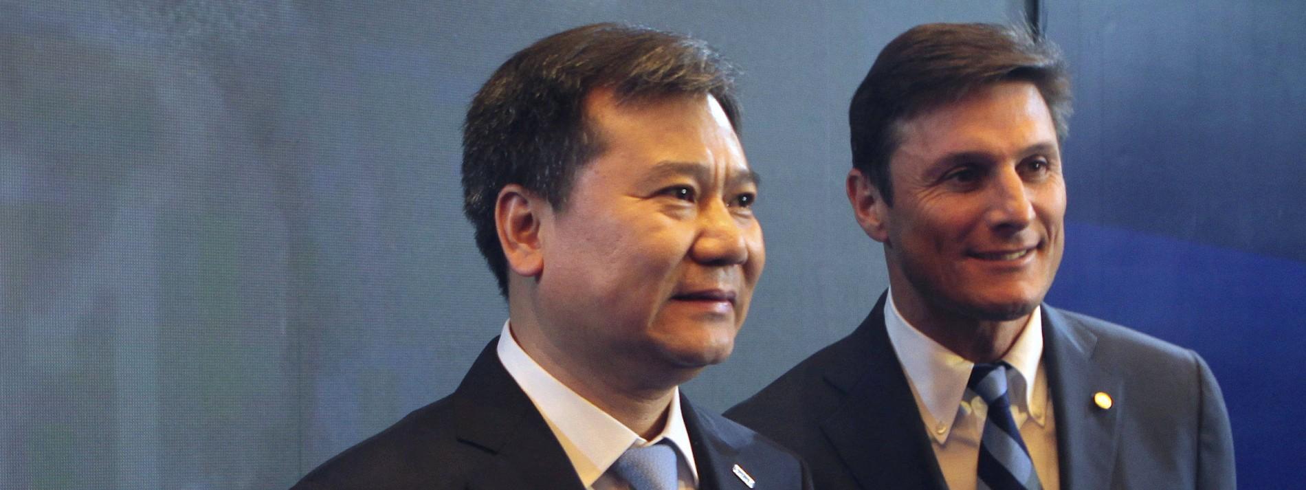Chinesen kaufen Inter Mailand