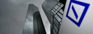 Nach einem schwachen Wochenauftakt liegt der Aktienkurs der Deutschen Bank an diesem Mittwoch im Plus.