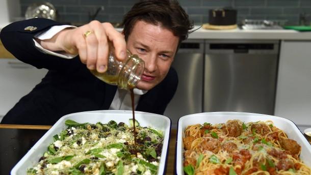Jamie Olivers Rezept für den Brexit