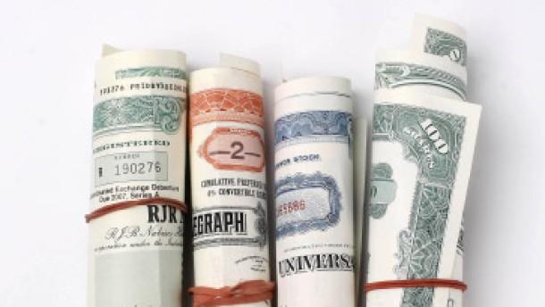 Die Anleger müssen scharf trennen