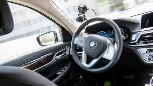Hier tüfteln nun 2000 BMW-Fachleute an Roboterautos