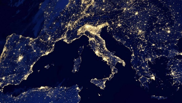 Ganz Europa im Depot