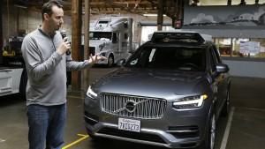 Kalifornien macht kurzen Prozess mit Ubers Roboterautos