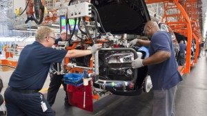 BMW denkt über weiteren Ausbau in Amerika nach