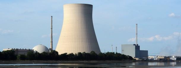 Das Atomkraftwerk Isar 1