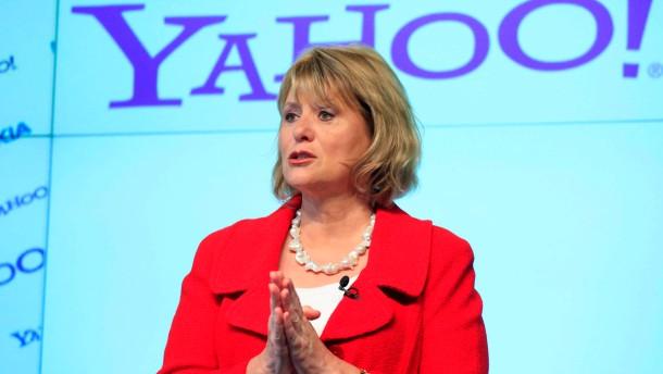 Ehemalige Yahoo-Chefin erhält 16 Millionen Dollar Abfindung