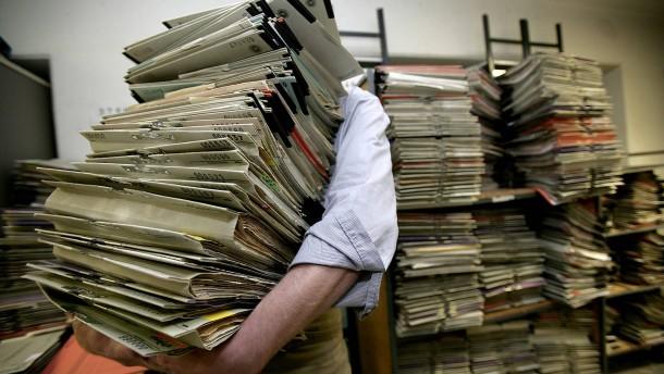 Bürokratie kostet die Wirtschaft jährlich 45 Milliarden Euro