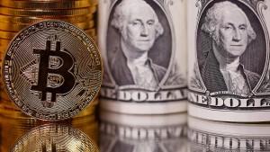 Bitcoin steigt wieder über 10.000-Dollar-Marke