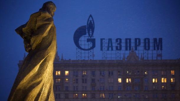 Gasprom-Tochter bekommt wohl Milliardenhilfen