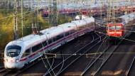 Keine Streiks der EVG bei der Bahn bis 12. Dezember