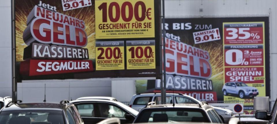 Möbelhaus Weil Am Rhein möbelhäuser: sofas zum schleuderpreis - unternehmen - faz