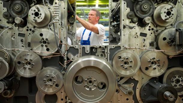 Arbeitskosten in Deutschland überdurchschnittlich gestiegen