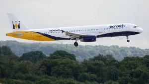 Große britische Fluggesellschaft ist insolvent