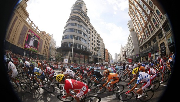 2013 Vuelta a Espana cycling tour - 21st stage