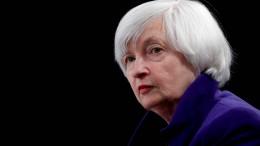 Deutschland bleibt Yellen zu knausrig