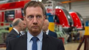 Ministerpräsident macht sich stark für den Diesel