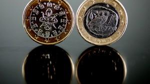 EU-Finanzminister beschließen Portugal-Hilfspaket
