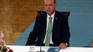 Erdogan wirft Ratingagentur Türkeifeindlichkeit vor