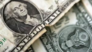 Dollar unter der  Matratze